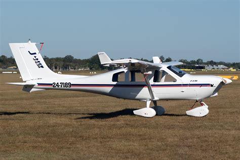 light sport aircraft for jabiru j230