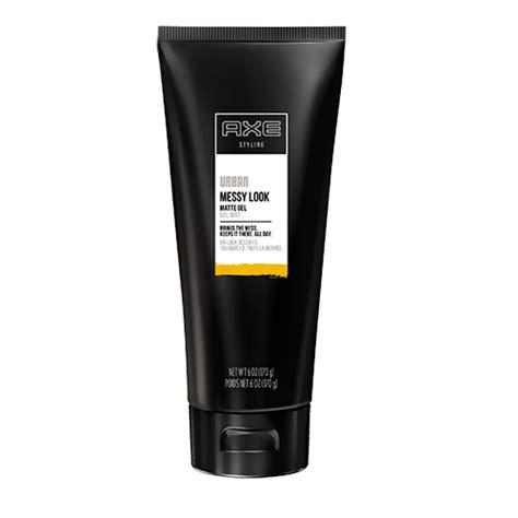 Amazon.com : AXE Messy Look Hair Gel, Matte 6 oz : Hair