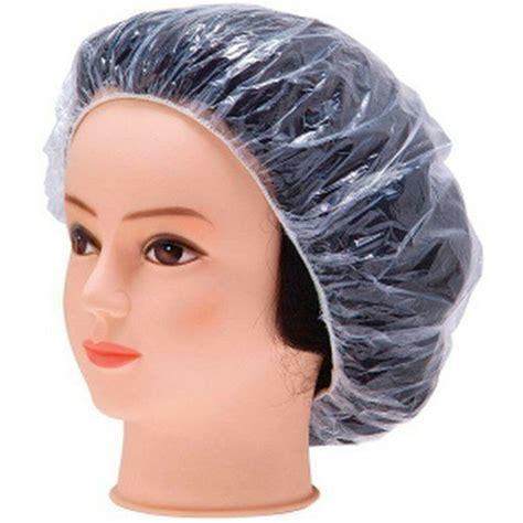 Shoo Shower Cap - 10pc 100pc disposable waterproof hotel hair bathing shower