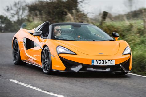 Review Mclaren 570s by New Mclaren 570s Spider 2017 Review Auto Express
