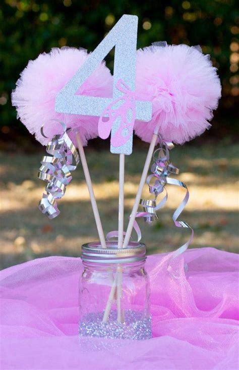 Ballerina Themed Birthday Party Supplies  Home Party Ideas