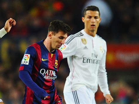 Cristiano Ronaldo vs Lionel Messi: Así va la tabla de ...