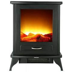electric flame effect  fireplace heaters energy