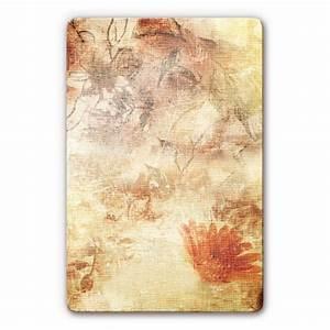 Tableau En Verre : tableau en verre floraison ~ Melissatoandfro.com Idées de Décoration