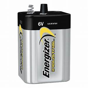 En529 6 Volt Energizer Industrial Alkaline Lantern Spring