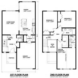 floor plan ideas two house floor plan designs