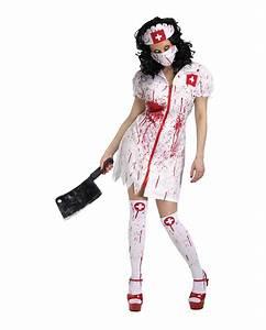 Cursed Nurse Nurse Costume | Zombie Nurse Costume | horror ...