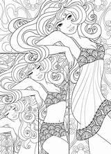 Coloring Pages Mirror Adult раскраски Scrapbook для печати Getcolorings Mine sketch template