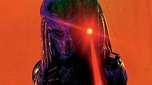 The Predator Movie 2018 4K 8K HD Wallpaper