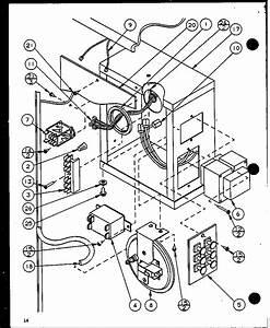 Amana Gci Gas Furnace  Cfc16  P9926101f   Cfc20       Parts