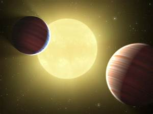 NASA's Kepler Mission Discovers Two Planets Transiting the ...
