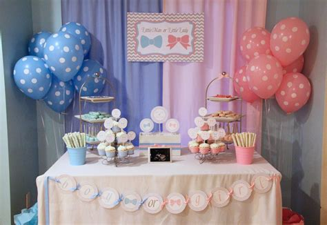 5m Creations Gender Reveal Party Little Man Or Little Lady