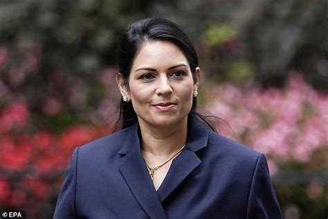 Priti Patel Brands Extinction Rebellion Protesters 'Eco ...