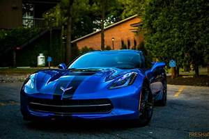 2014 3lt Z51 Laguna Blue Black Stripes All Options