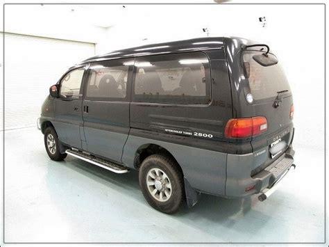 amazing mitsubishi delica 1996 mitsubishi delica l400 lwb turbo diesel rhd 75 000 km