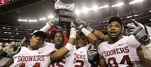 Sooners send Huskers packing in Big 12 football title game ...