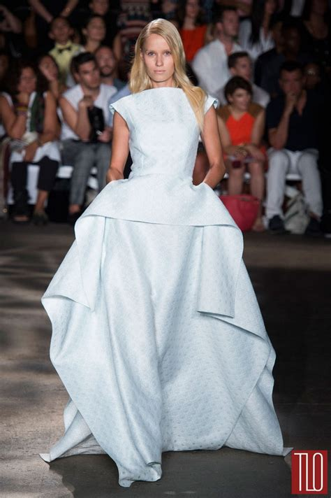 christian siriano spring  collection tom lorenzo