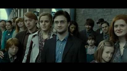 Potter Harry Deathly Hallows Later Scene Film
