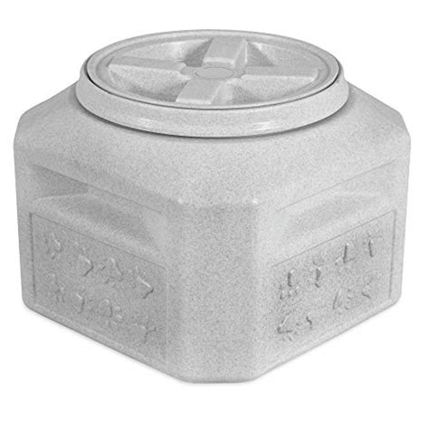 compare price  flour container  lb dreamboracaycom