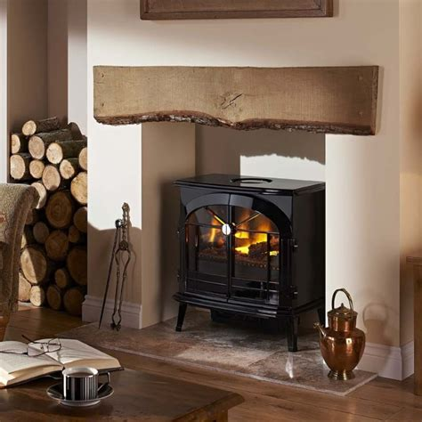 Electric Wood Burner by Kernow Fires Electric Fires