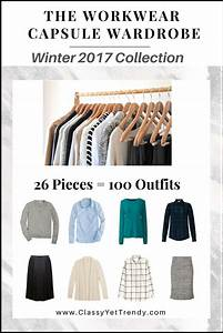 Black And Light Blue Clothes The Workwear Capsule Wardrobe E Book Winter 2017