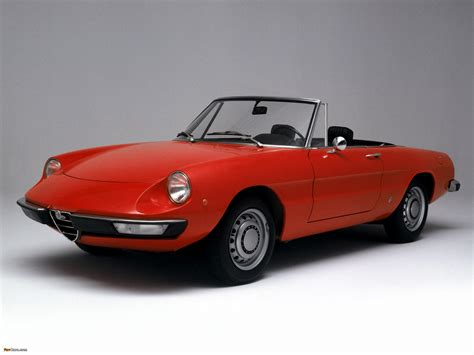 Alfa Romeo Spider by 1972 Alfa Romeo Spider Photos Informations Articles
