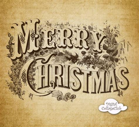 merry christmas script transfer  digital collage club