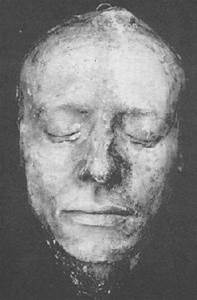 Snapshots of Death: 20 Real Death Masks of Famous Figures ...