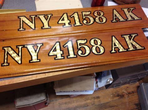 gold leaf lettering boat lettering design brilliance