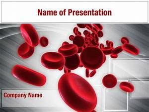 streaming blood cells powerpoint templates streaming With blood ppt templates free download