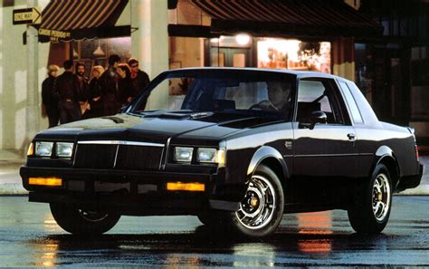 5 Most-powerful American Cars Of 1986