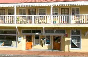lahaina hotel accommodations
