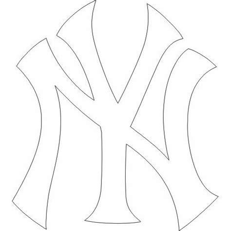 pin  js   ny yankees yankees logo baseball