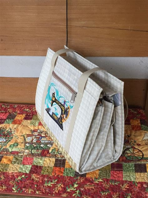 ultimate carry  crafts bag sew modern bags