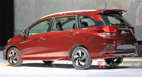 Honda Mobilio Wallpapers by Wallpaper New Honda Mobilio Rs 2014 Indonesia