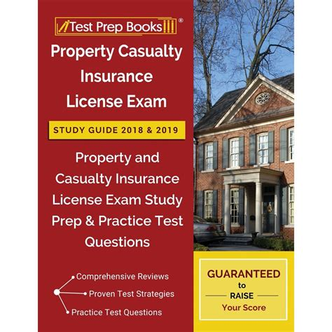 Property & casualty exam secrets study guide: Property Casualty Insurance License Exam Study Guide 2018 & 2019 : Property and Casualty ...