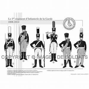 Le Garde D Arno : le 1er r giment d infanterie de la garde 1808 1814 ~ Dode.kayakingforconservation.com Idées de Décoration