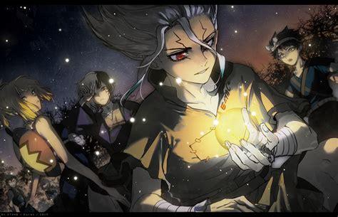 dr stone zerochan anime image board