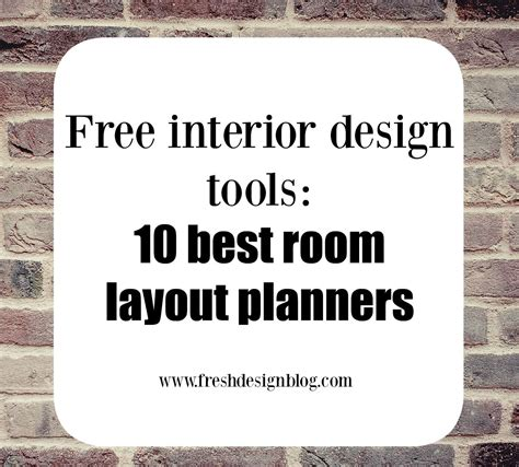 design bathroom tool 10 of the best free room layout planner tools
