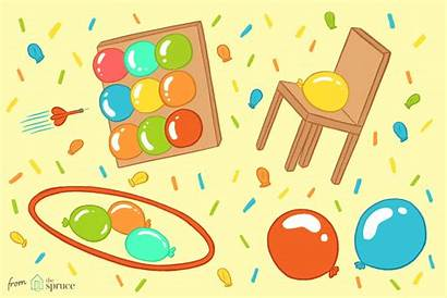 Games Balloon Party Fun Birthday Balloons Thespruce