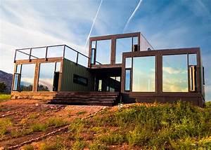 Containerhaus In Deutschland : shipping container homes 15 ideas for life inside the box ~ Michelbontemps.com Haus und Dekorationen