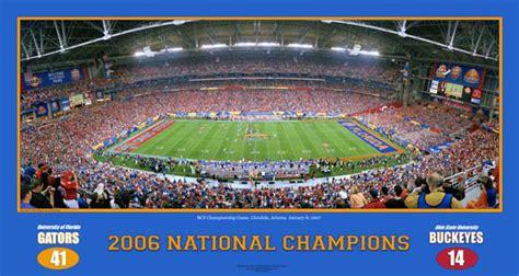 florida gators national champions panoramic stadium