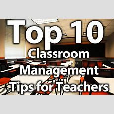 Top 10 Classroom Management Tips For Teachers  Amplivox Sound Systems Blog