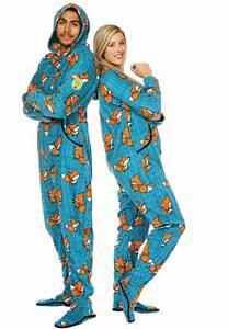 Combinaison Pyjama Homme Polaire : pyjama combinaison femme ou homme combi grenouillere ~ Mglfilm.com Idées de Décoration