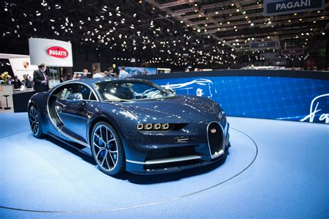 Bugatti proudly presents the chiron super sport 300+, the the chiron super sport 300+ bodywork has been extended and aerodynamically optimized for extremely high speed performance. 2018 Bugatti Chiron Gallery 709749   Top Speed