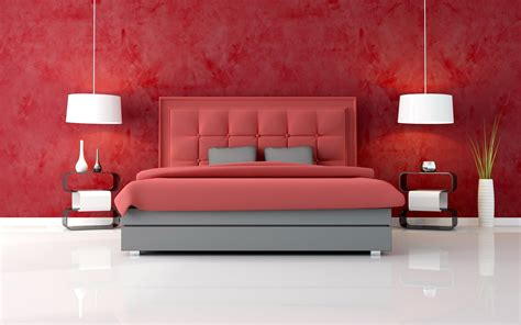 stylish home interior design interior design modern stylish red bedroom interior design with simple modern japanese bed with