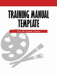 5 Free Training Manual Templates