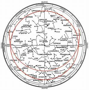 NASA Constellation Chart Northern Hemisphere (page 3 ...