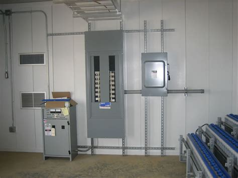 parkline south small metal building specialist in industrial electrical and control small metal
