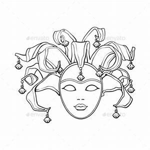 women venetian mask template tinkytylerorg stock With jester mask template